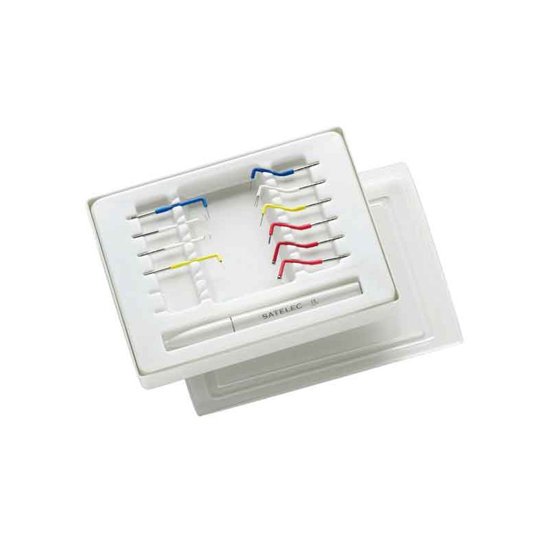 KIT ELECTRODES PORTE ELECTRODE SATELEC Promadent - Porte electrode