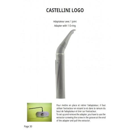 ADAPTATEUR RISKONTROL CASTELLINI LOGO