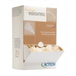 Embout Riskontrol Ecologic naturel (x250)