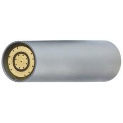 Batterie titanium Mini LED