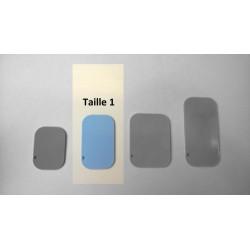 CAPTEUR ERLM IDOT Taille 1 - Jeu de 6 plaques