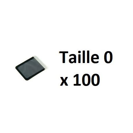 HOUSSE DE PROTECTION TAILLE 0 - VISTASCAN (100 UNITEES)