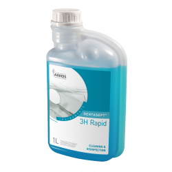DENTASEPT 3H RAPID - Flacon doseur de 1L