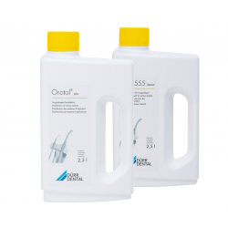 Pack Orotol 2,5L+ MD 555 2,5L