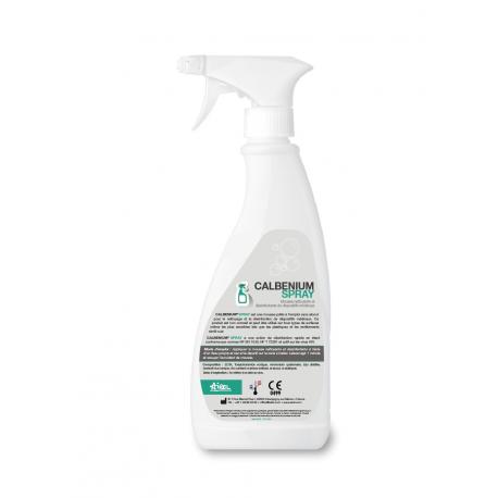 Calbenium Spray 750ml - Mousse nettoyante et désinfectante