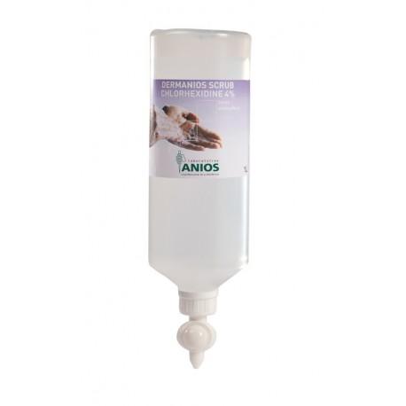 DERMANIOS SCRUB CHLORHEXIDINE 4% 12x1L Airless