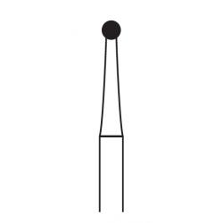 FRAISE CARBURE DE TUNGSTENE BOULE C1S Ø12