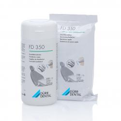 BOITE  LINGETTES CLASSIC FD350 DURR DENTAL (boîte de 110)