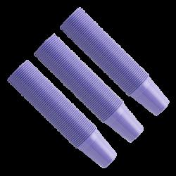Gobelet plastique 200cc lila Monoart (x100)