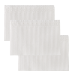 "Serviette ""Towel up"" blanche Monoart (x500)"