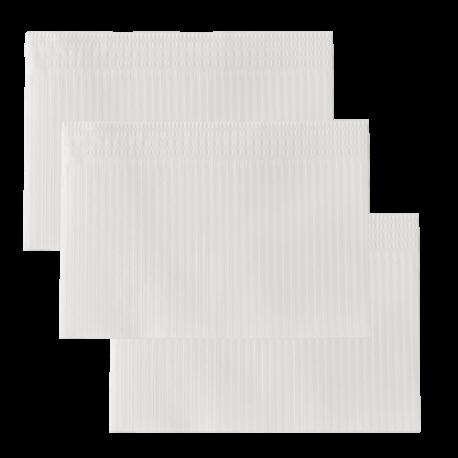 MONOART TOWEL UP SERVIETTE COULEUR BLANC (BOITE DE 500)