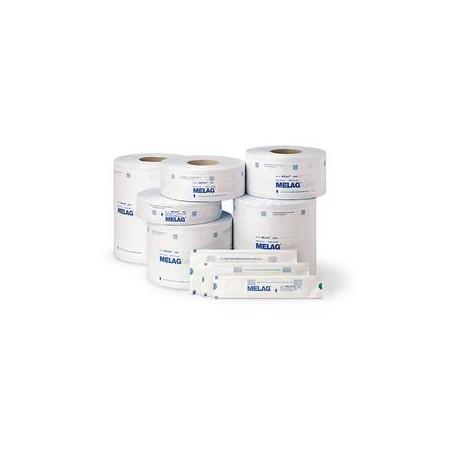 SACHETS 7.5 cm DE STERILISATION MELAFOL (la boite de 1000)