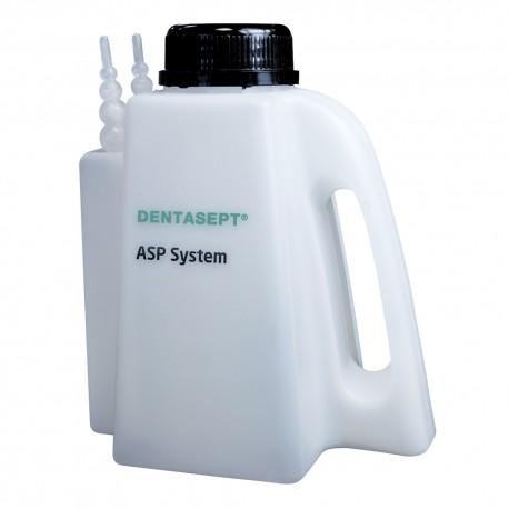 DENTASEPT ASP SYSTEM - BIDON DE NETTOYAGE D'ASPIRATION