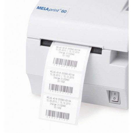 ETIQUETTES MELAPRINT 60 (PACK DE 6 ROULEAUX DE 900)