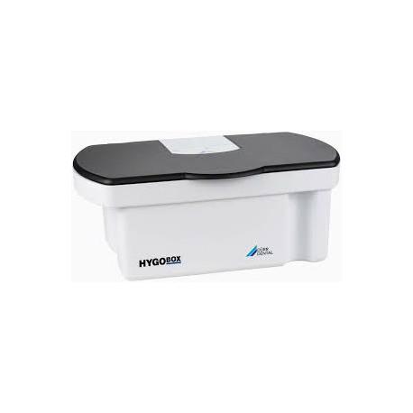 HYGOBOX anthracite - Tamis : blanc