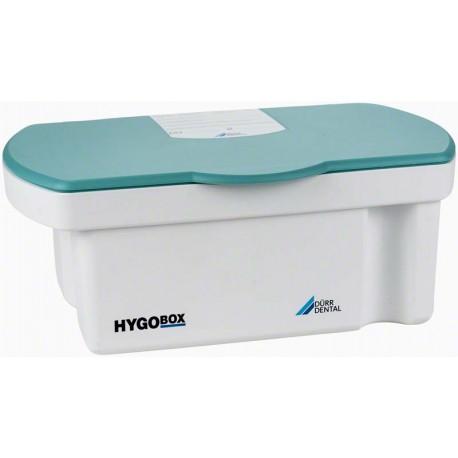 HYGOBOX turquoise - Tamis : blanc