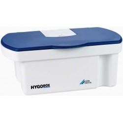 HYGOBOX  bleu - Tamis : blanc