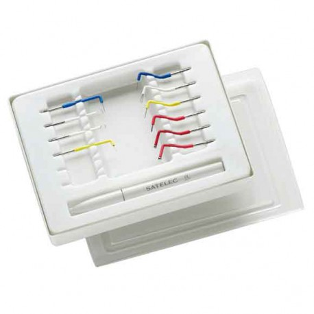 KIT 10 ELECTRODES + 1 PORTE ELECTRODES SATELEC