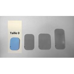 CAPTEUR ERLM IDOT Taille 0 - Jeu de 6 plaques