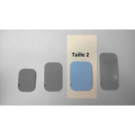 CAPTEUR ERLM IDOT Taille 2 - Jeu de 6 plaques
