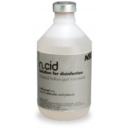SOLUTION DESINFECTANTE N-CID POUR I CARE+ 500ML