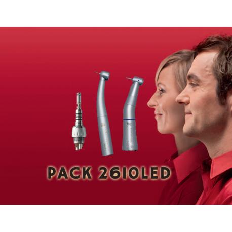 PACK 2610 LED KAVO - TURBINE E680L + CA E20L + MULTIFLEX