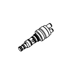 ADAPTATEUR TURBINE RACCORD MULTIFLEX POUR AUTOMATE DE DESINFECTION