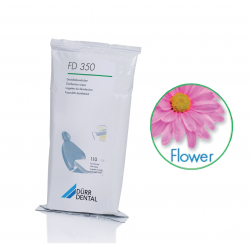 RECHARGE LINGETTES FLOWER FD350 DURR DENTAL (12 recharges de 110)