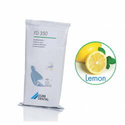 RECHARGE  LINGETTES CITRON FD350  DURR DENTAL (12 recharges de 110)
