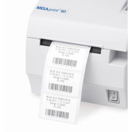 ETIQUETTE SIMPLE ENCOLLAGE MELAPRINT (6 x 900 étiquettes)