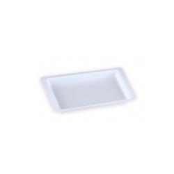 Plateau non compartimenté 20x15 à usage unique (x400)