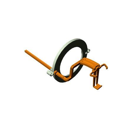 Kit de 10 angulateurs plastique Periapical (orange) Taille 1