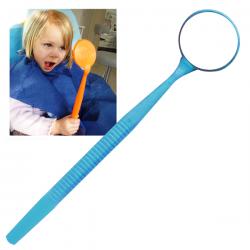 Miroir Mega - Neon bleu