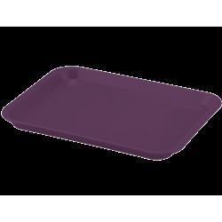 Plateau à instruments B-Lok sans compartiment Prune