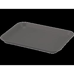 Plateau à instruments B-Lok sans compartiment Gris