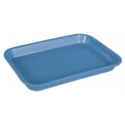 Mini Plateau (23,5 x 16,0 x 2,2 cm) Bleu