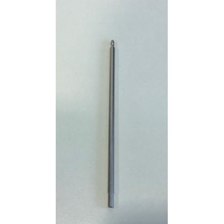 Tige en métal pour filtre d'aspiration Progia Belmont