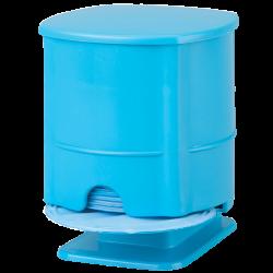 Distributeur Insti Dam Neon bleu