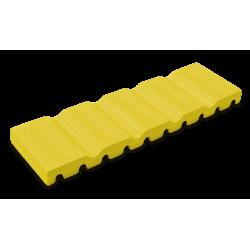 Tapis à instruments (17,0 x 5,1 cm) neon jaune