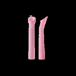 Canule d'aspiration EM19 couleur rose Monoart (boîte de 10)