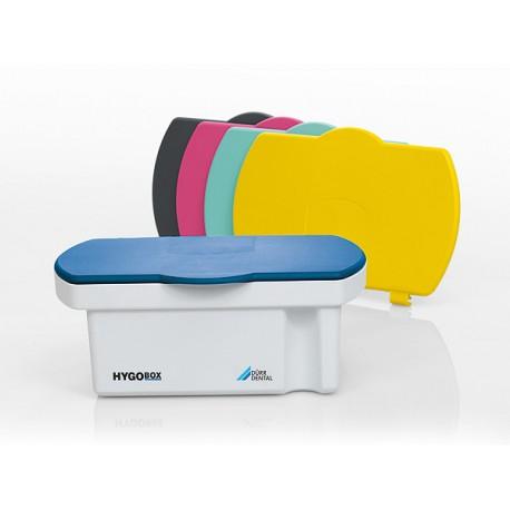 HYGOBOX (Couvercle : jaune - Tamis : blanc)
