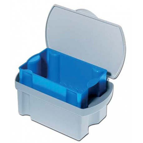 HYGOBOX anthracite - tamis : bleu